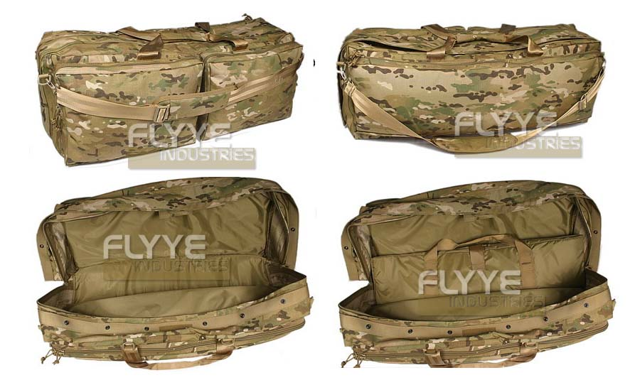 FLYYE Double Rifle Carry / Gear Bag - MultiCam®