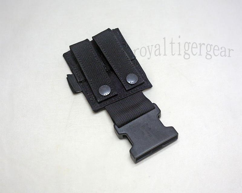 Tactical Magazine Dump Drop Pouch Military MOLLE System Belt Pouch Ammo Bag