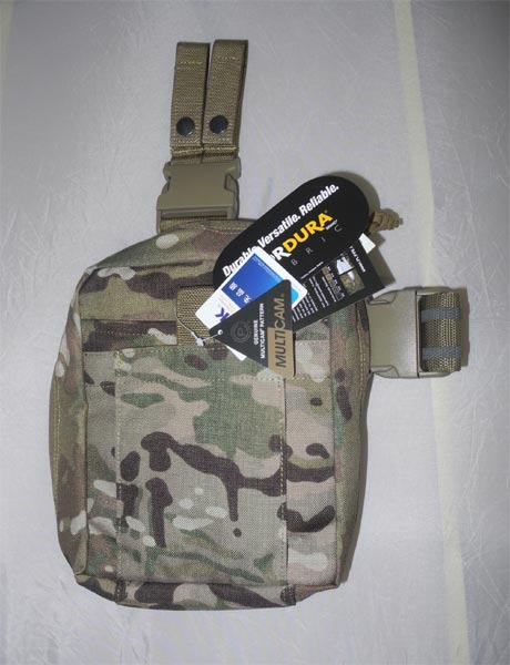 FLYYE Drop Leg Rescue Kit Medical MOLLE Pouch - MultiCam®