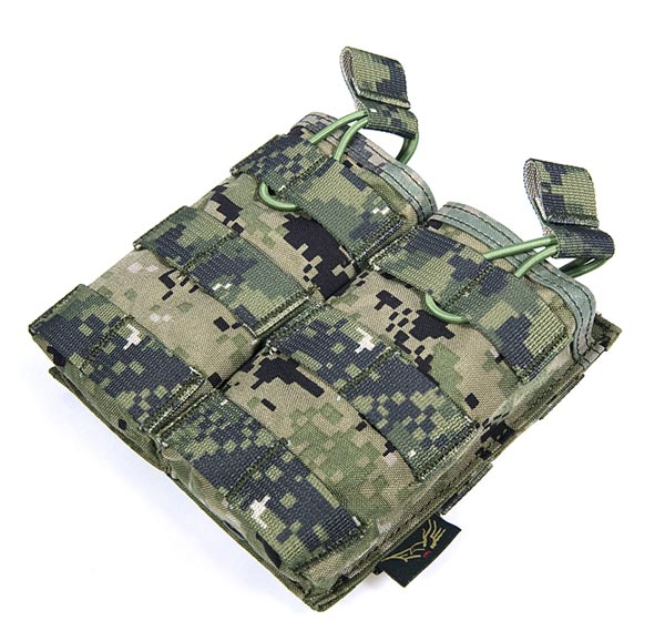 FLYYE EV Universal Double Mag MOLLE Pouch - AOR1 , AOR2