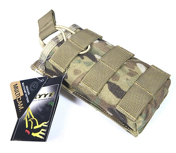 FLYYE Stacker EV Universal Single Mag MOLLE Pouch - MultiCam®