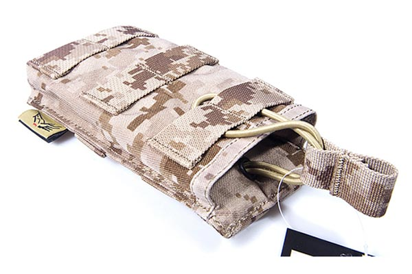 FLYYE EV Universal Single Mag MOLLE Pouch - AOR1 , AOR2