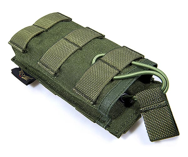 FLYYE Stacker EV Universal Single Mag MOLLE Pouch