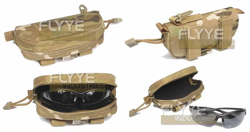 FLYYE Glasses Carrying Case - MultiCam®