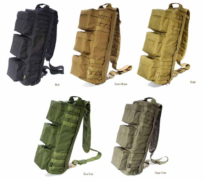 FLYYE Go Bag Tactical MOLLE Pack