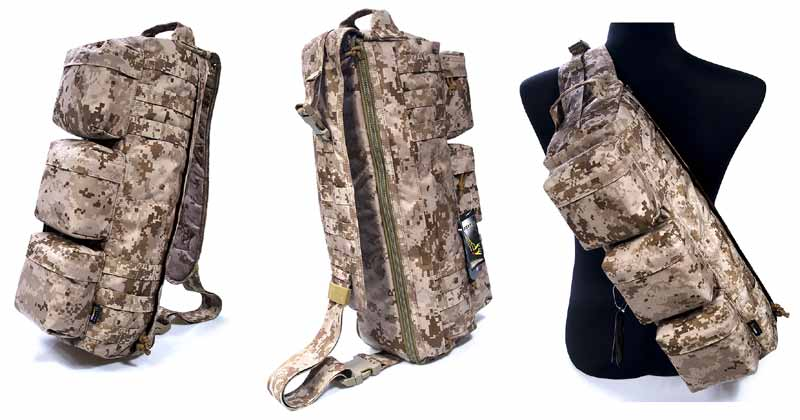 FLYYE Go Bag Tactical MOLLE Pack - AOR1 , AOR2