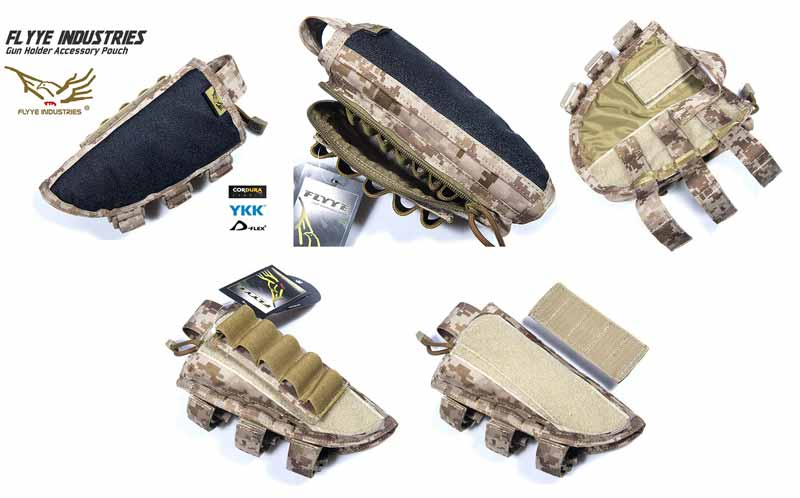 FLYYE Gun Holder Accessory Mag. Pouch - AOR1 , AOR2