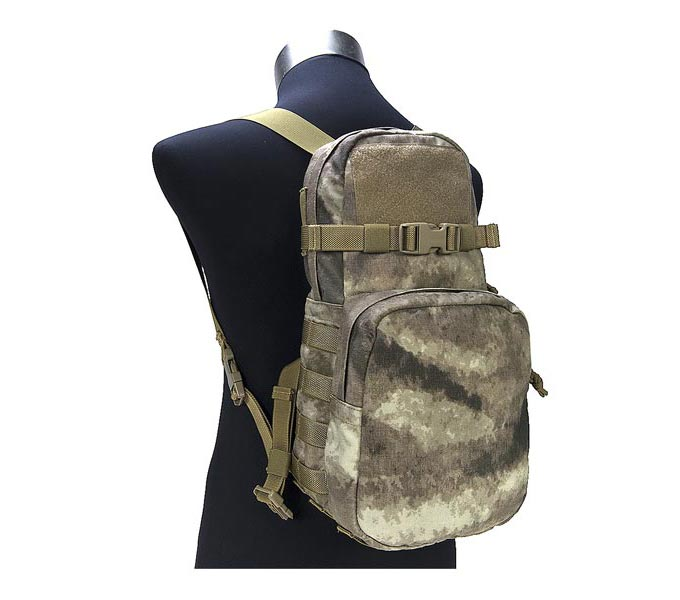 FLYYE MBSS Hydration MOLLE Pack - A-TACS , A-TACS/FG