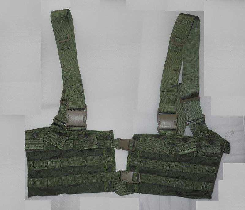 FLYYE LBT Hellcat MK1 Tactical MOLLE Chest Rig Vest