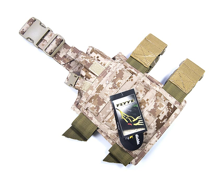 FLYYE SpecOps Seals Drop Leg Holster - MultiCam®