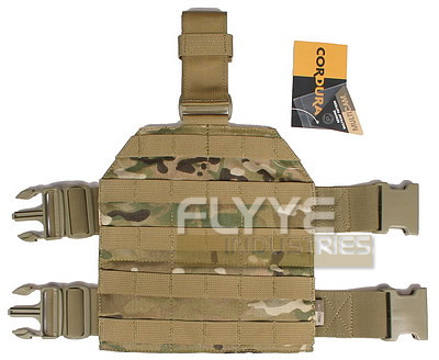 FLYYE MOLLE Leg Panel - MultiCam®