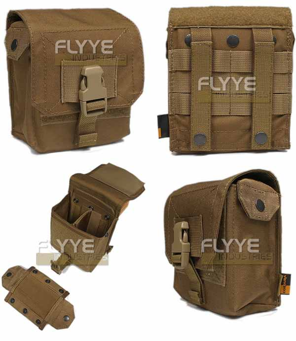 FLYYE M60 Ammo Mag MOLLE Pouch