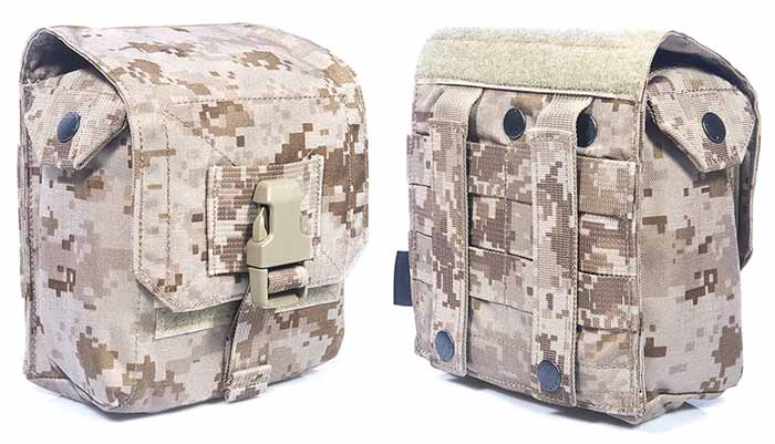 FLYYE M60 Ammo Mag MOLLE Pouch - AOR1 , AOR2