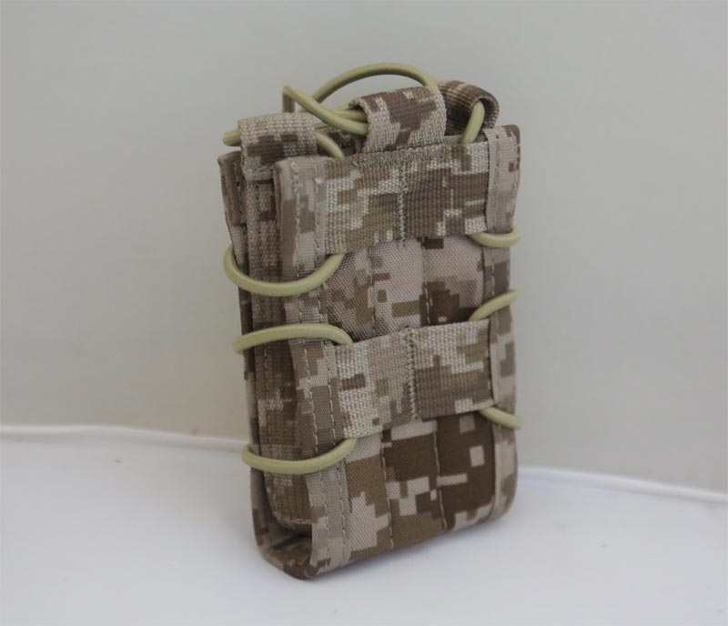 FLYYE BIB Single Rifle AR-15/M4 5.56 Magazine Pouch - AOR1 , AOR2
