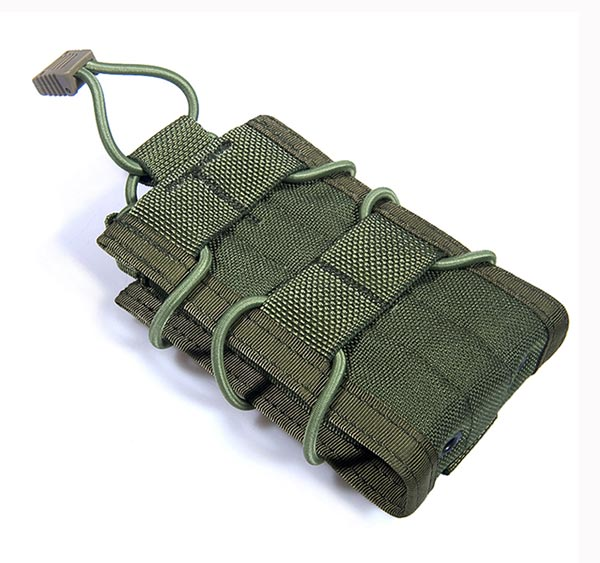 FLYYE BIB Single Rifle AR-15/M4 5.56 Magazine Pouch