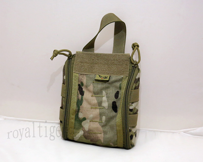FLYYE Tactical Trauma Kit Medic Pouch - MultiCam®