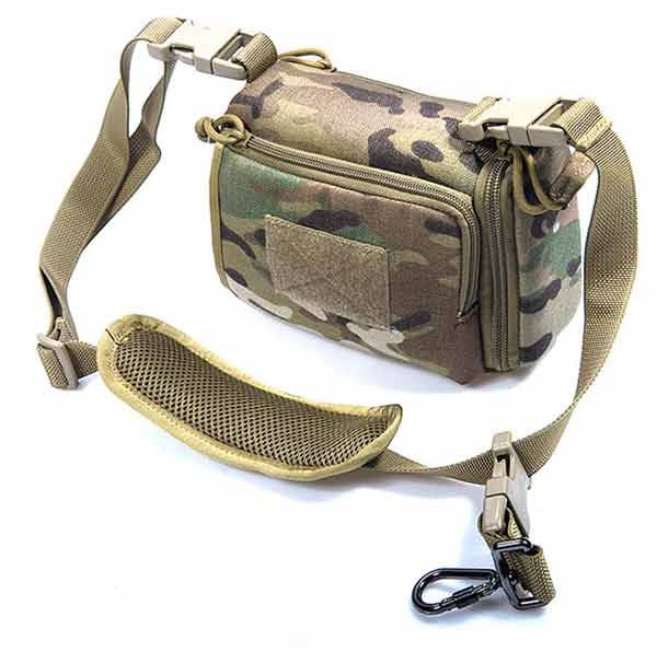 FLYYE Micro Single Lens Camera Bag w/ ARC D-Ring - MultiCam®