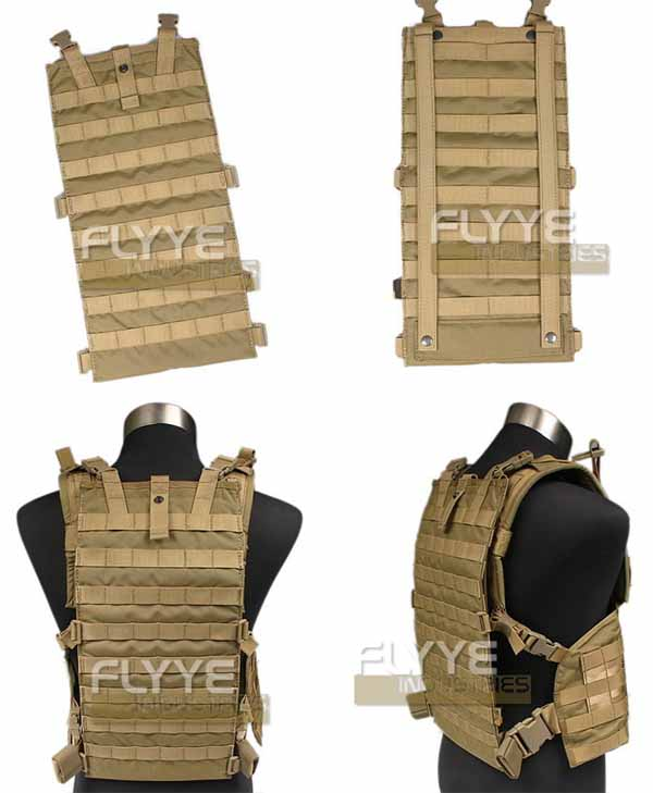 FLYYE System Hydration MOLLE Back Pack