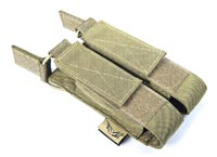 FLYYE Open-Top Double MP7 Magazine Pouch
