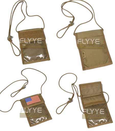 FLYYE Neck ID Wallet