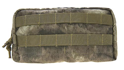 FLYYE SpecOps Horizontal Utility MOLLE Pouch - A-TACS , A-TACS/FG