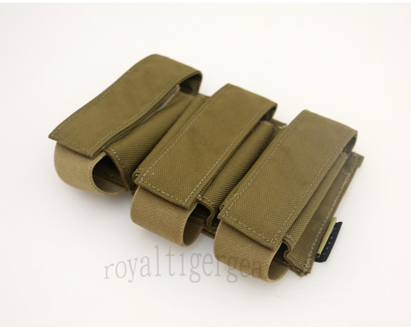 FLYYE Triple 40mm Grenade Pouch