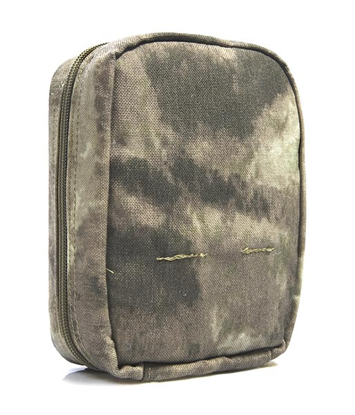 FLYYE MOLLE Medical First Aid Kit Pouch - A-TACS,  A-TACS/FG