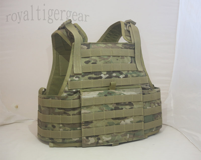 FLYYE MOLLE PC Plate Carrier - MultiCam®