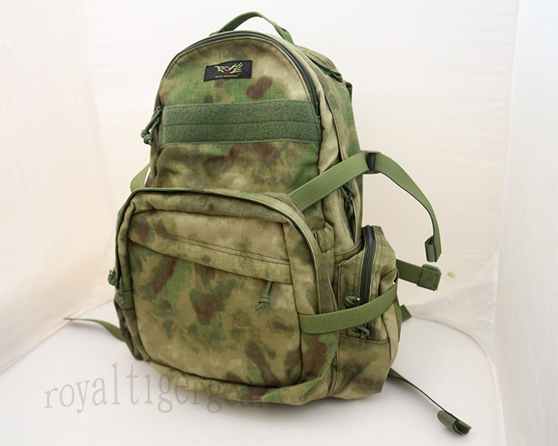 FLYYE Front Deployment Backpack - A-TACS , A-TACS/FG