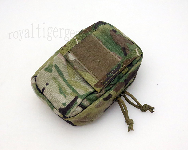 FLYYE Low Profile Administration Waist Pack Pouch - Multicam® / Multicam® Webbing