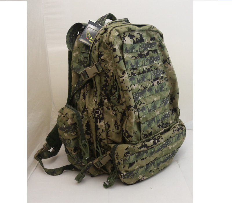 FLYYE MOLLE 3 Day Assault Backpack - AOR1 , AOR2
