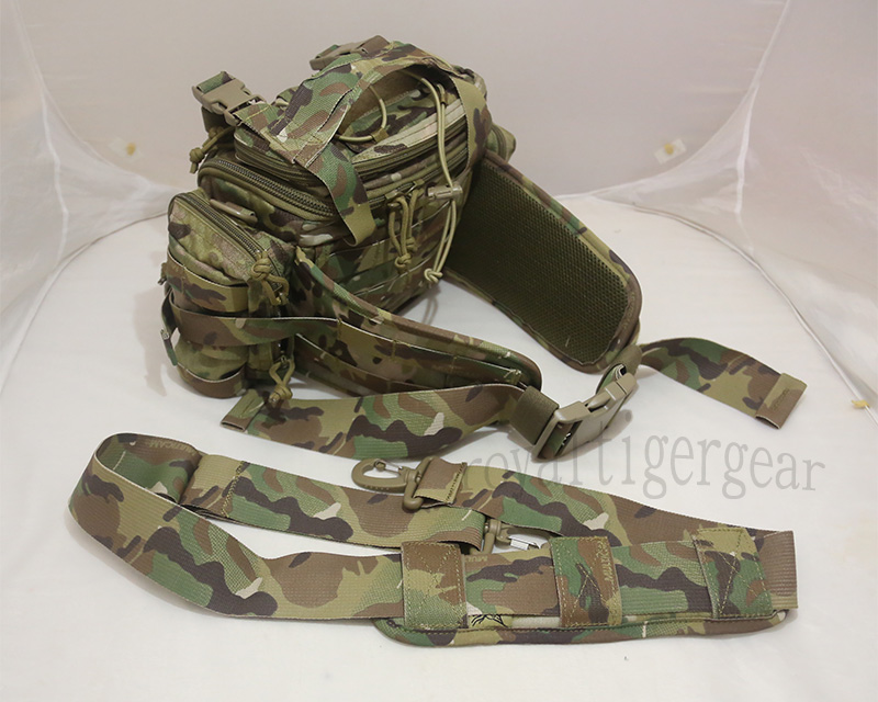 FLYYE Super Magic Waist / Shoulder / Handle /Butt Bag Pack - Multicam® / Multicam® Webbing