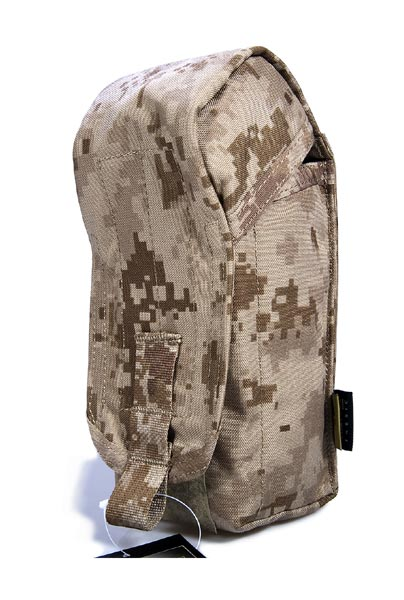 FLYYE Single AK Mag MOLLE Pouch for 3 Mag - AOR1 , AOR2