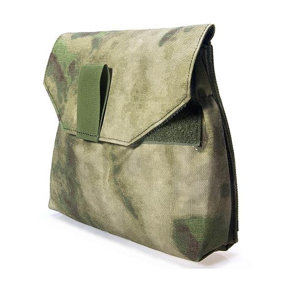 FLYYE Gas Mask Carrier Pouch - A-TACS , A-TACS/FG