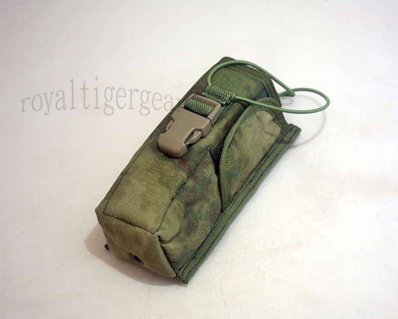 FLYYE MBITR Radio Pouch SIDE FLAP - A-TACS , A-TACS/FG