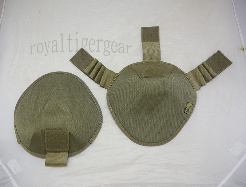 FLYYE Armor Chassis Shoulder Pads
