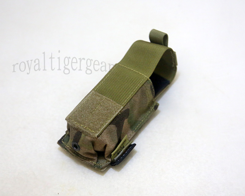 FLYYE Single 9mm Pistol Mag. MOLLE Pouch Ver.HP - MultiCam®