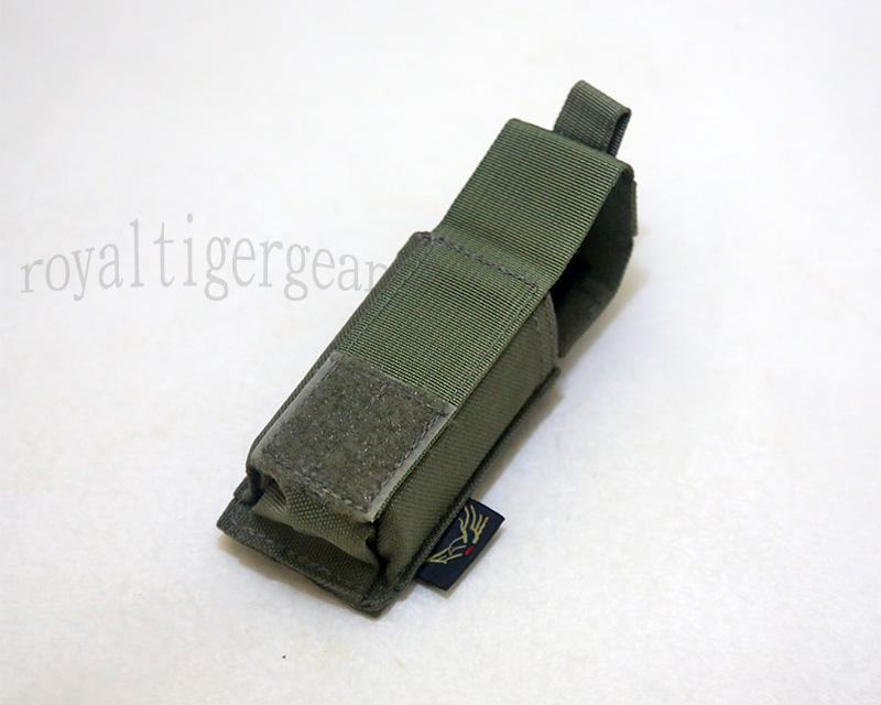 FLYYE Single 9mm Pistol Mag. MOLLE Pouch Ver.HP