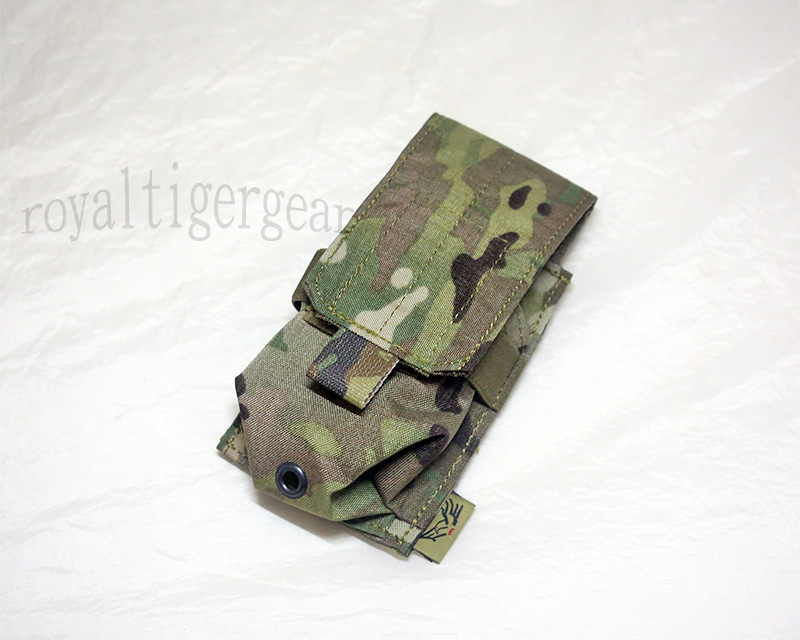FLYYE M14 SR-25 M110 Mk 11 Mod 0 Single 7.62mm 20 Rds Mag MOLLE Pouch - MultiCam® / MultiC