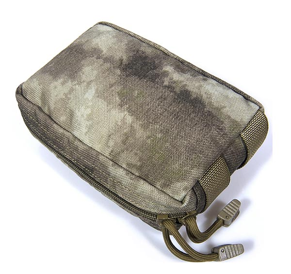 FLYYE MOLLE Small Accessories Pouch - A-TACS , A-TACS/FG