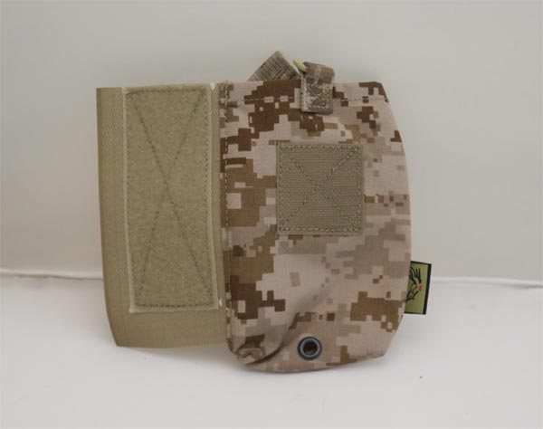 FLYYE JPC Swift Plate Carrier Radio Pouch - AOR1 , AOR2