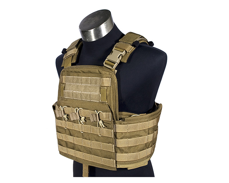 FLYYE Field Compact Plate Carrier CPC Vest