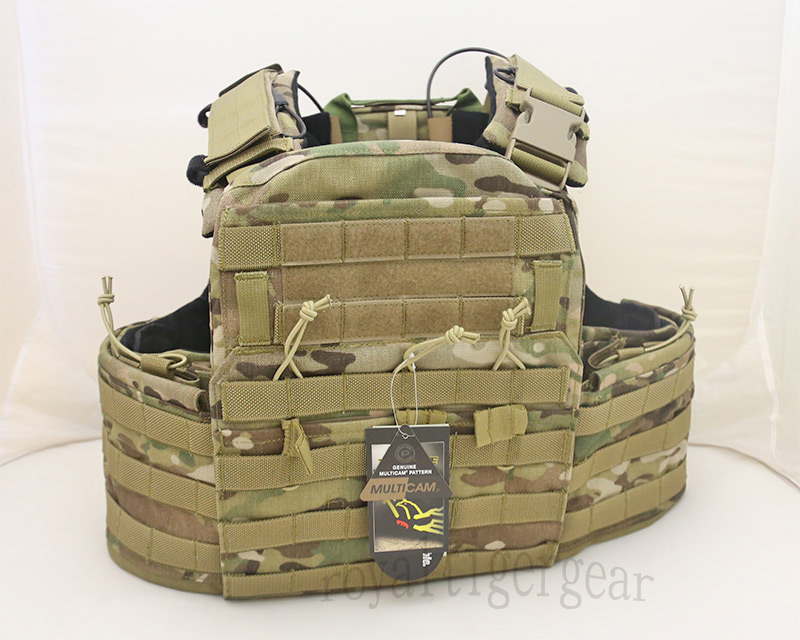 FLYYE Field Compact Plate Carrier CPC Vest - MultiCam®