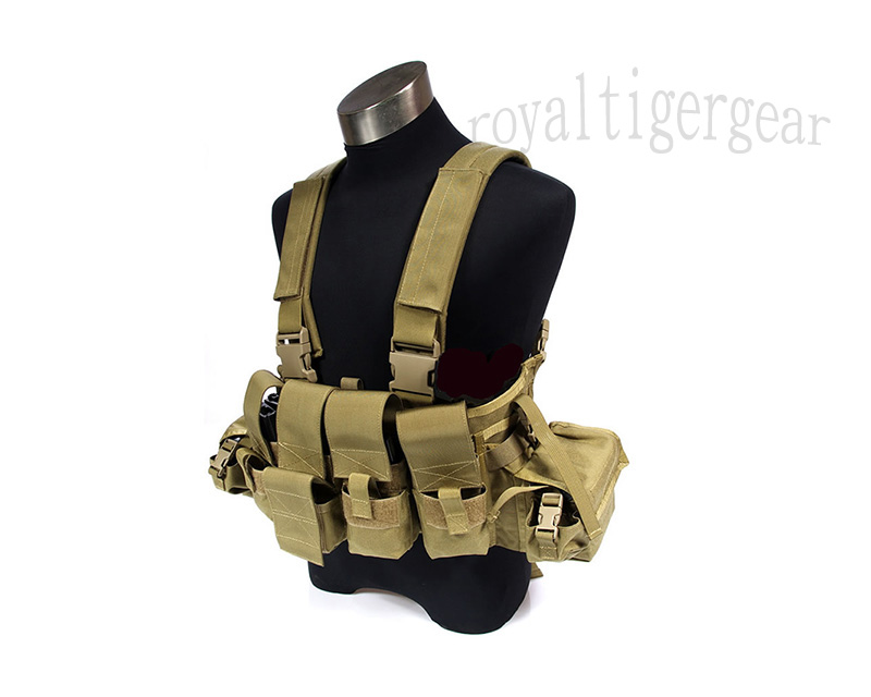 FLYYE LBT 1961A light Chest Rig Vest - MultiCam®