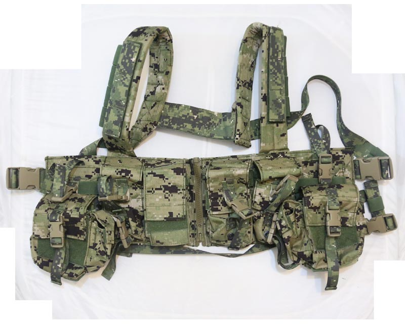 FLYYE LBT 1961G Light Chest Rig Vest - AOR1 , AOR2