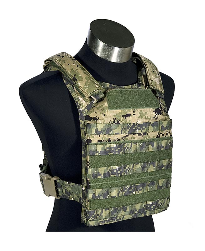 FLYYE Fast Attack Plate Carrier (FAPC) MOLLE Vest - AOR1 , AOR2