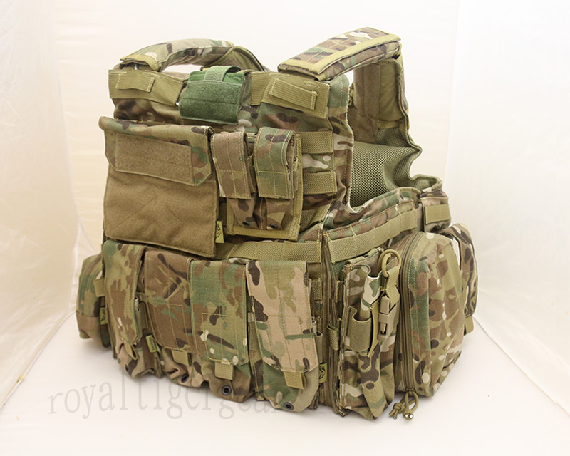 FLYYE Force Recon Vest with Pouch Set Ver.MAR - Multicam®