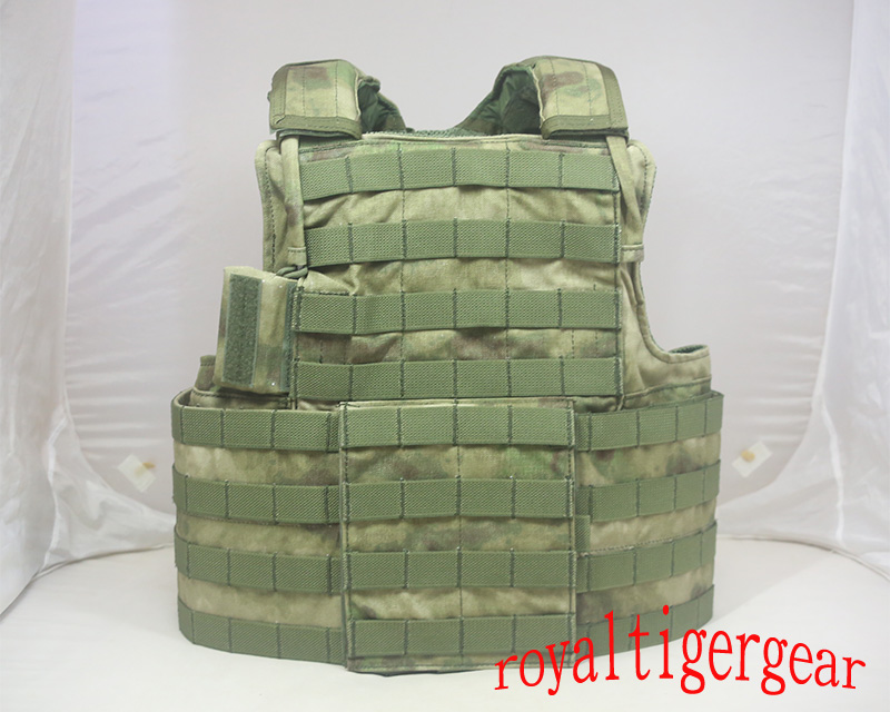 FLYYE Force Recon Vest Ver.LAND - A-TACS , A-TACS/FG