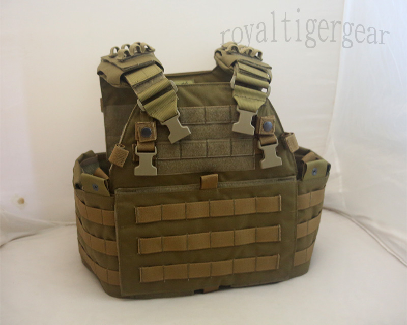 FLYYE MMAC 6094 MOLLE Plate Carrier Tactical Vest