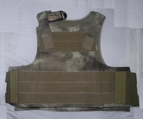 FLYYE SVS Personal Body Armor - A-TACS , A-TACS/FG